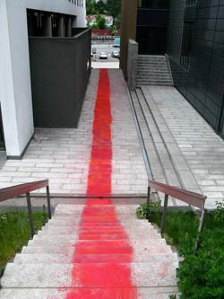 Rød løper, Fredrikstad