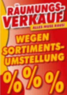 plakat-raeumungsverkauf-wegen-sortiments