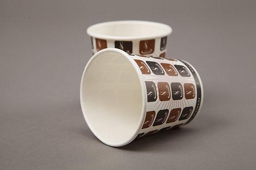 Hartpapier Espresso- Kaffebecher