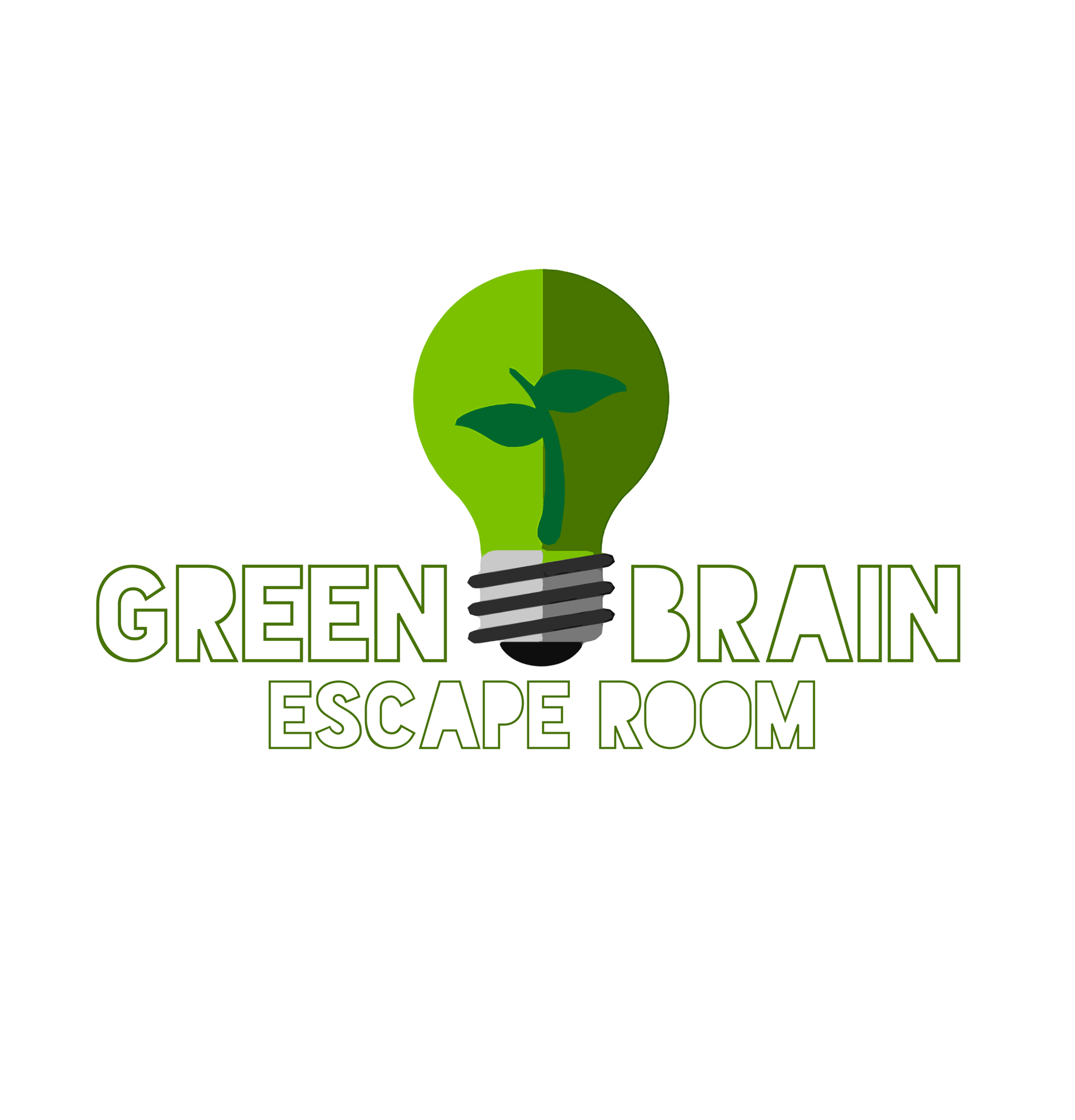 Green Brain Escape Room