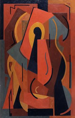 Composition-vers-1950-Huile-s-isorel-142x87-cm-Fondation-Renaud-Lyon