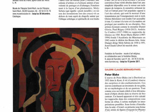 Un article et une belle photo dans La Gazette Drouot