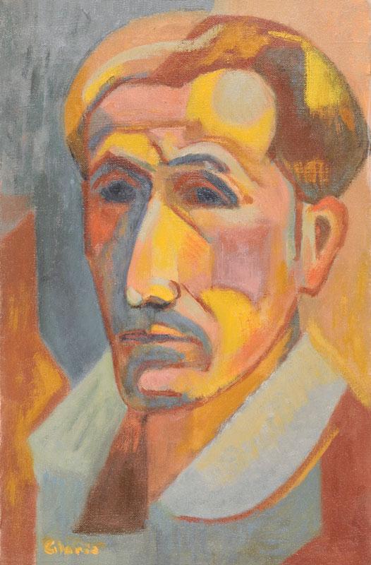 Autoportrait, vers 1950