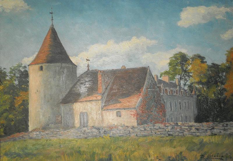 Château de Moroges
