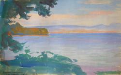 Environs de Lausanne, Lac Léman