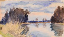 L'Oise à Armancourt
