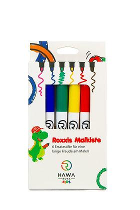 Roxxies Malkiste - Grundfarben