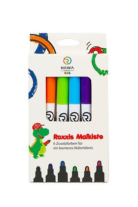 Roxxies Malkiste - Zusatzfarben
