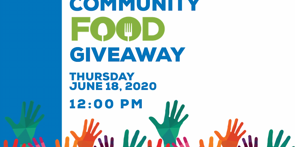 Community Food Giveaway