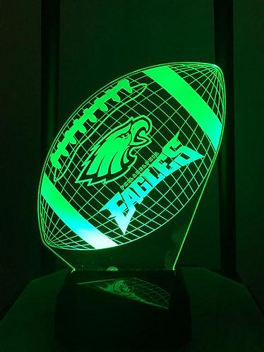 Philadelphia Eagles Football Light