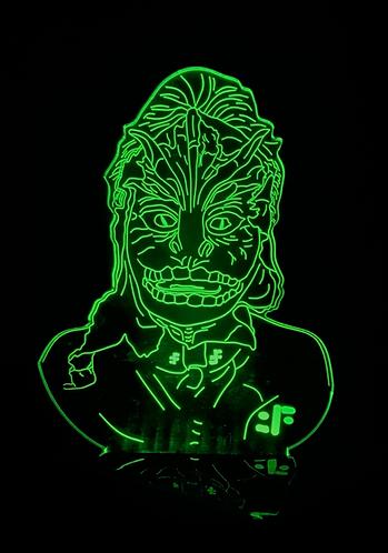 V (Visitors) alien