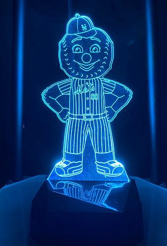 Mr. Met (Mascot)