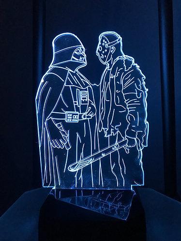 Vader VS Jason