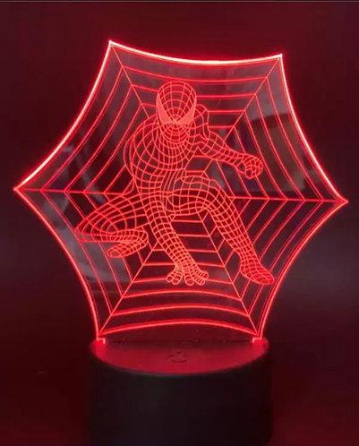 Spider-man w/Web