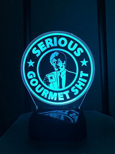 Jules Winfield (Pulp Fiction) light