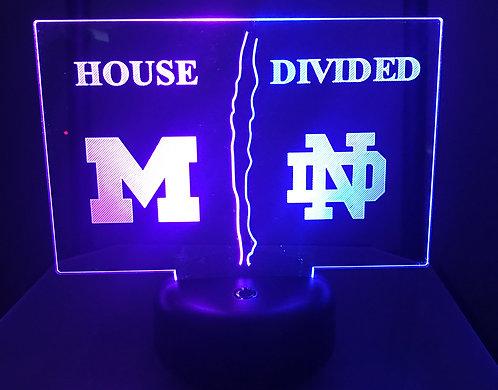 Notre Dame/Michigan Dual Light