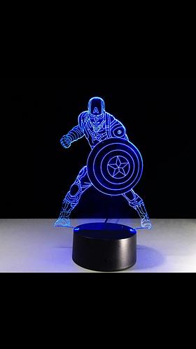 Captain America Light