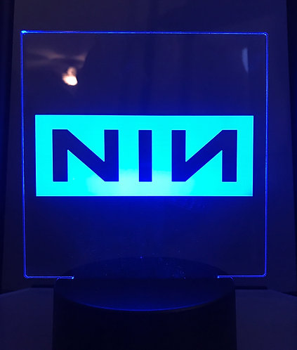 Nine Inch Nails Logo