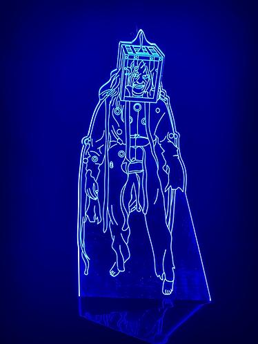 The Jackyl (13 ghosts)