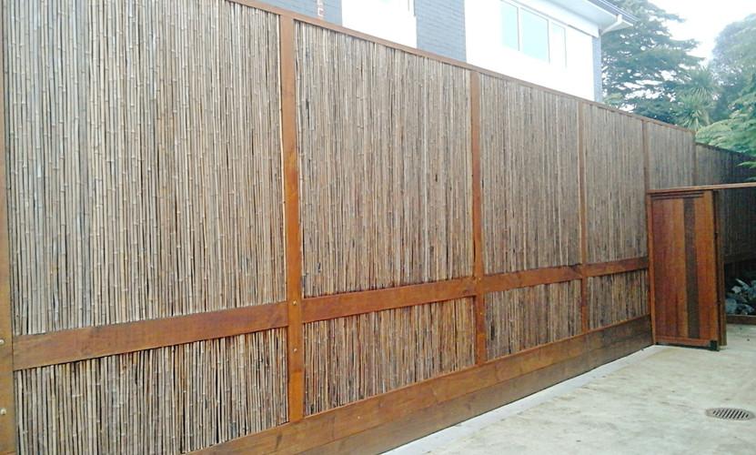 Custom bamboo overlay