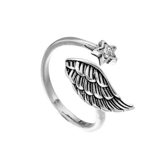 TIWIP.co.il | טבעת כסף 925 - טבעת חנה