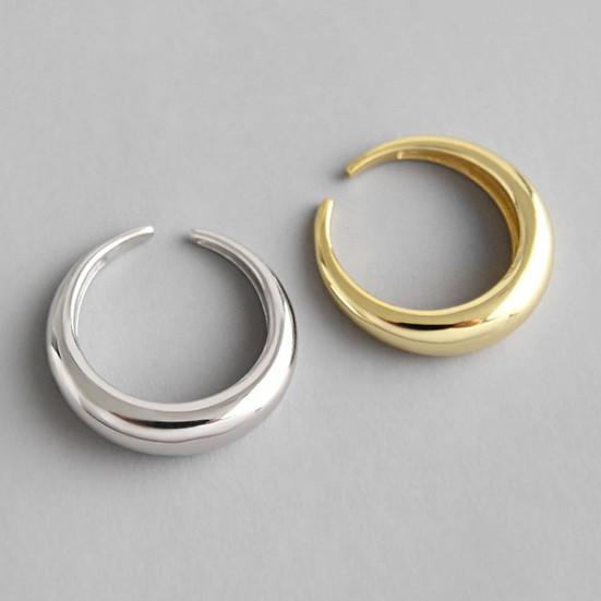 טבעת כסף מארי