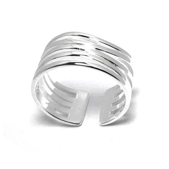 TIWIP.co.il | טבעת כסף 925 - טבעת דנה
