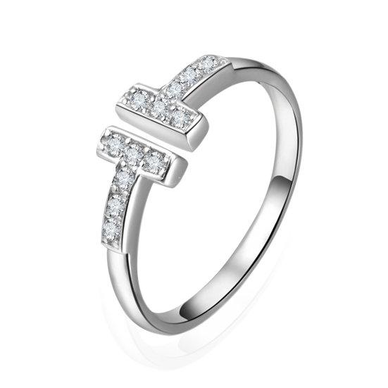 TIWIP.co.il   טבעת כסף 925 - טבעת טאי