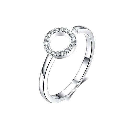 TIWIP.co.il   טבעת כסף 925 - טבעת מישל