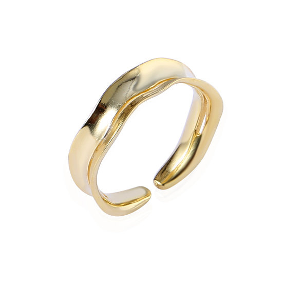 TIWIP.co.il | טבעת כסף 925 - טבעת זהבה