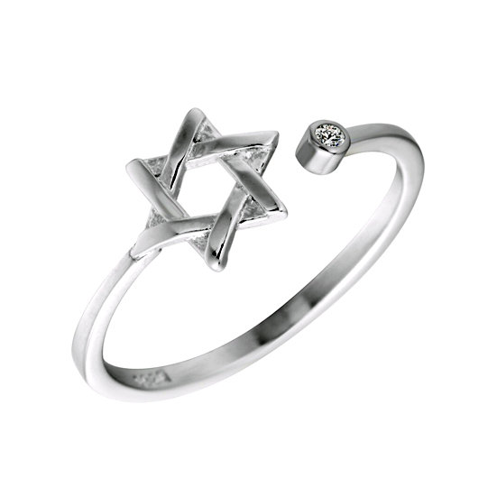 TIWIP.co.il | טבעת כסף 925 - טבעת הלל