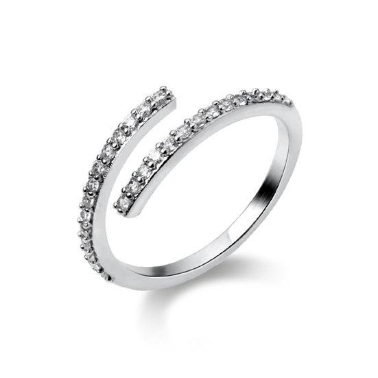 TIWIP.co.il | טבעת כסף 925 - טבעת מעיין