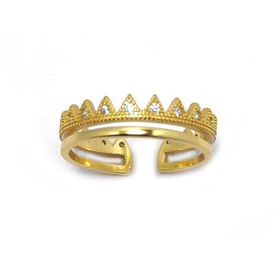 TIWIP.co.il | טבעת כסף 925 - טבעת נוף