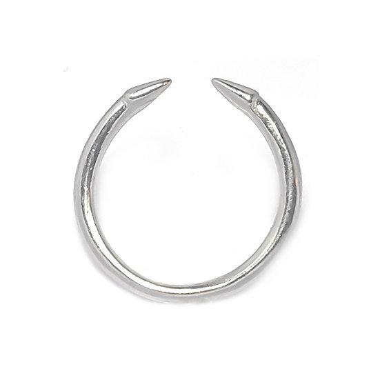 TIWIP.co.il   טבעת כסף 925 - טבעת סער