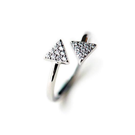TIWIP.co.il | טבעת כסף 925 - טבעת קארין