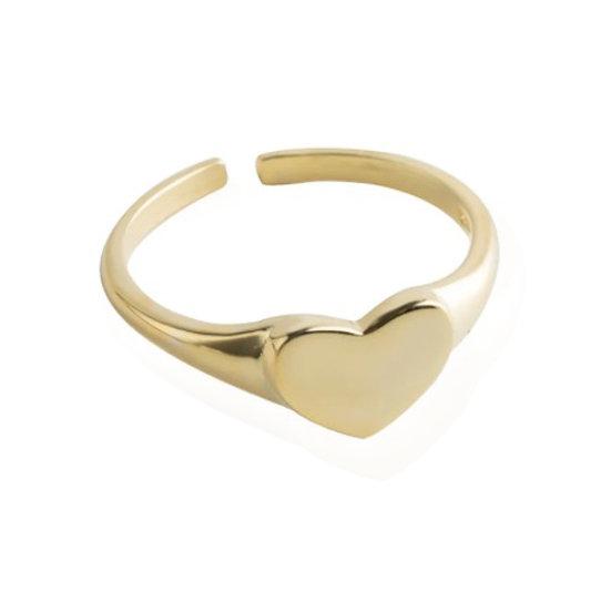 TIWIP.co.il   טבעת כסף 925 - טבעת גלינה