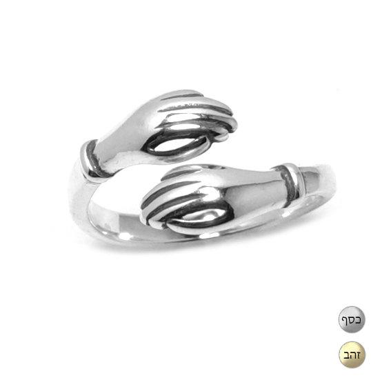 TIWIP.co.il   טבעת כסף 925 - טבעת מילאן
