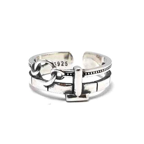 TIWIP.co.il | טבעת כסף 925 - טבעת גאיה