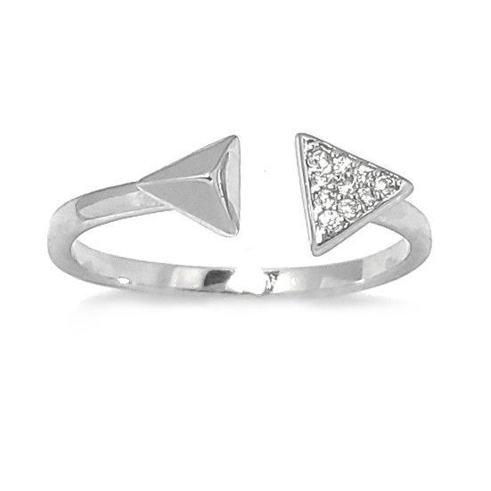 TIWIP.co.il | טבעת כסף 925 - טבעת יפה
