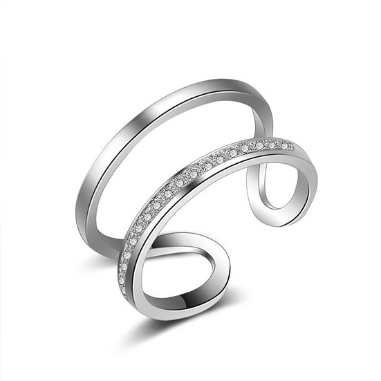 TIWIP.co.il   טבעת כסף 925 - טבעת דותן