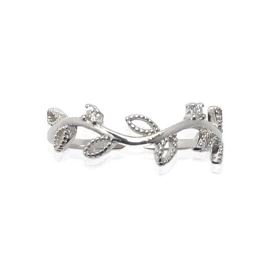 TIWIP.co.il | טבעת כסף 925 - טבעת דבורה