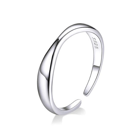 TIWIP.co.il   טבעת כסף 925 - טבעת לורן