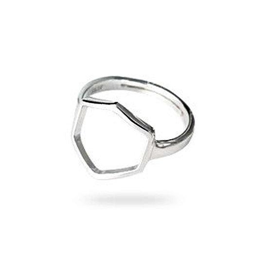 TIWIP.co.il   טבעת כסף 925 - טבעת מריה