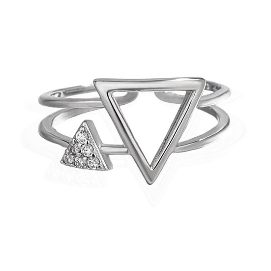 TIWIP.co.il | טבעת כסף 925 - טבעת אמירה