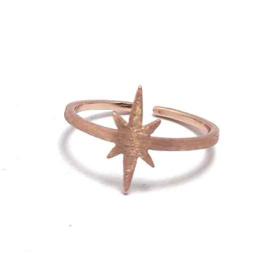 TIWIP.co.il   טבעת כסף 925 - טבעת רוז