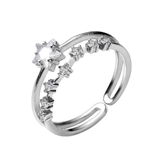 TIWIP.co.il | טבעת כסף 925 - טבעת ליאב