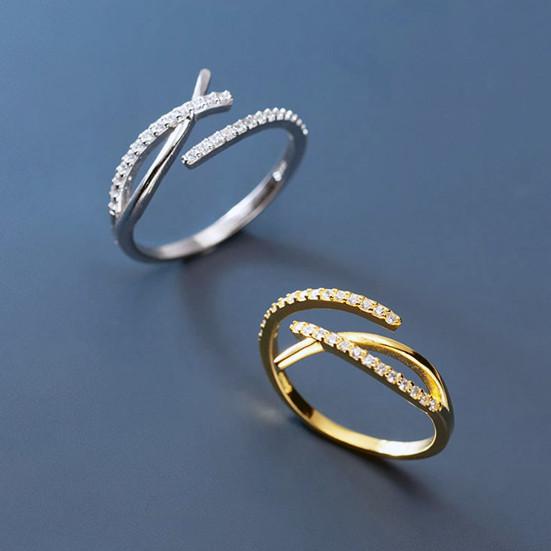 טבעת כסף אריקה