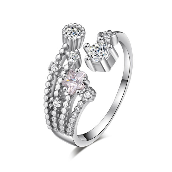 TIWIP.co.il   טבעת כסף 925 - טבעת בלה