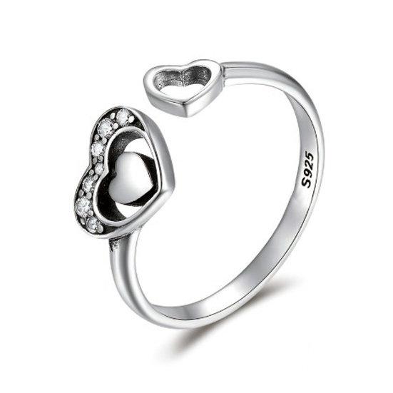 TIWIP.co.il   טבעת כסף 925 - טבעת לני
