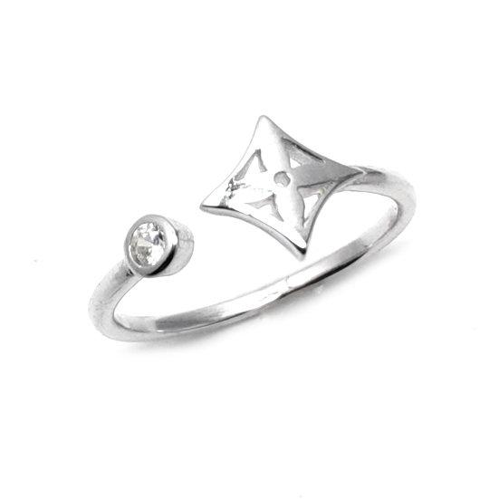 TIWIP.co.il   טבעת כסף 925 - טבעת דומיניק